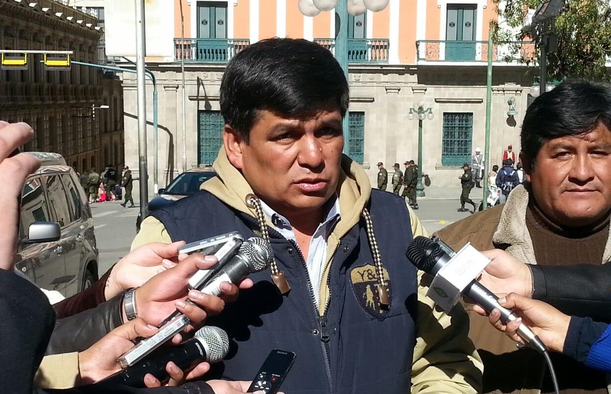 Senador Aguilar: Transporte Pesado determina el reinicio del diálogo con el Gobierno