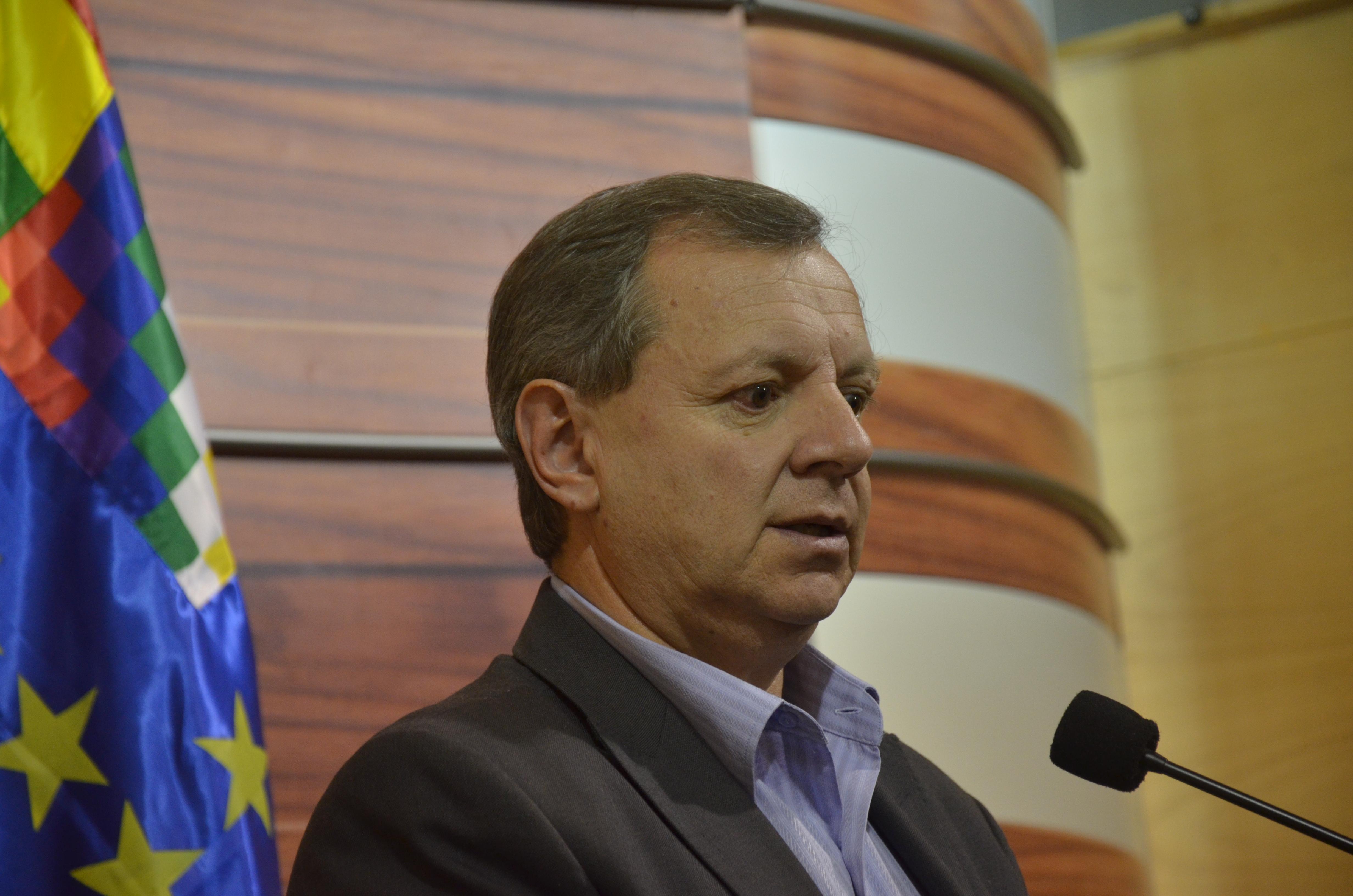 Gonzales espera que denuncia de la Iglesia tenga pruebas y no sea un chisme de confesionario