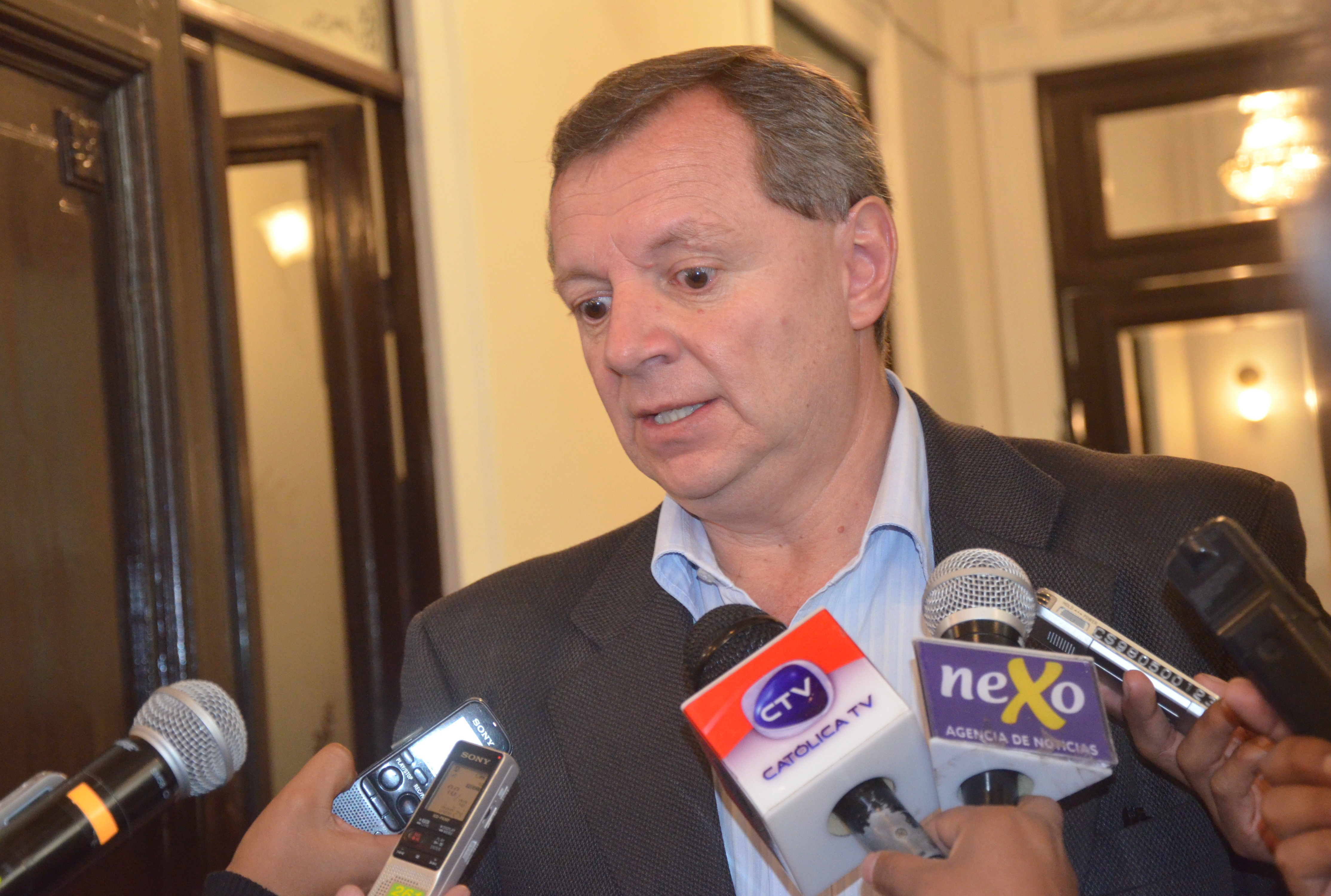 Gonzales: Ley Nacional del Deporte plantea una sola estructura y trabajo con absoluto rigor profesional