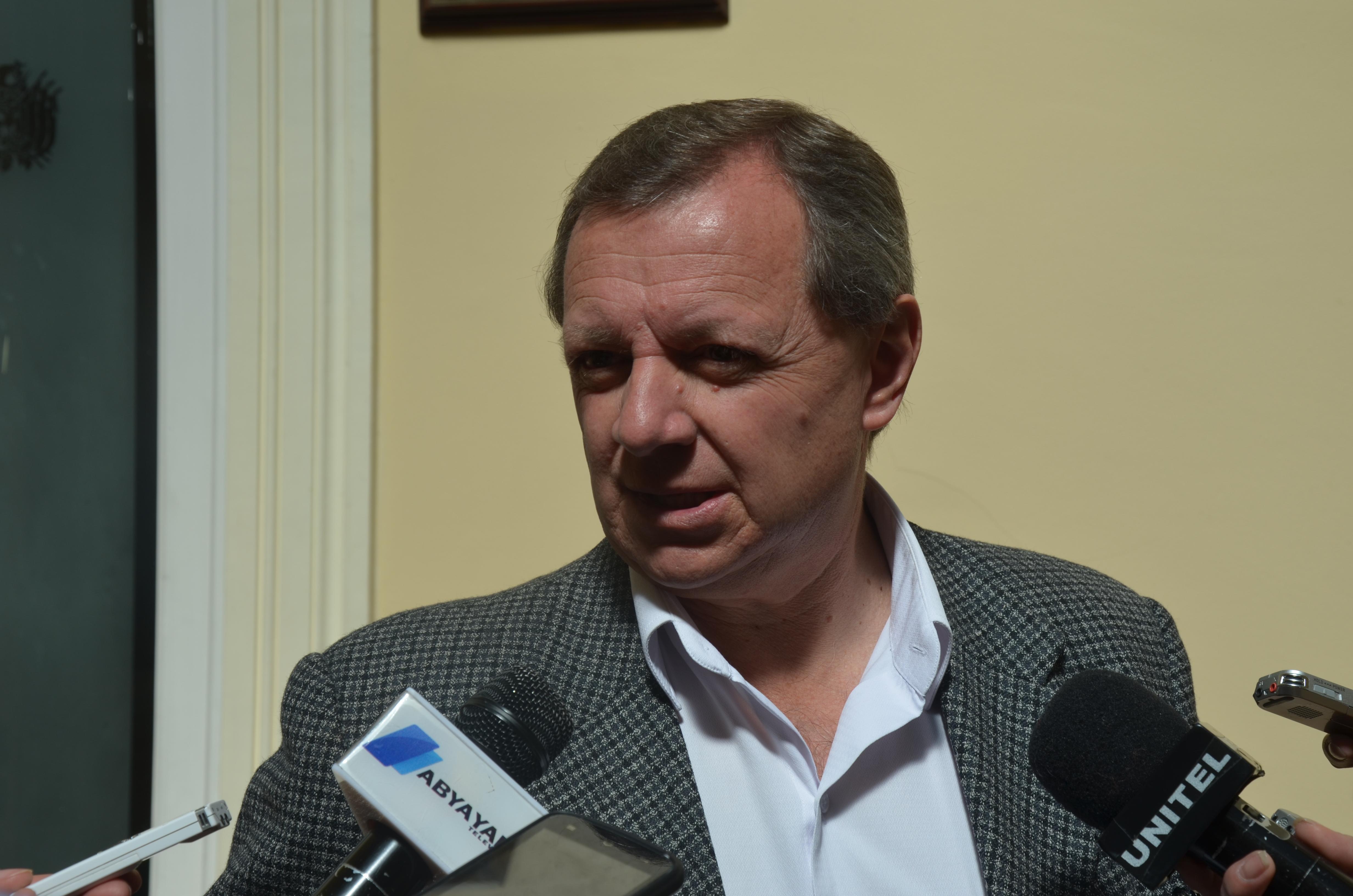Gonzales: Lo importante es que mejore el trato a nuestros transportistas, ese era el propósito de la Comisión