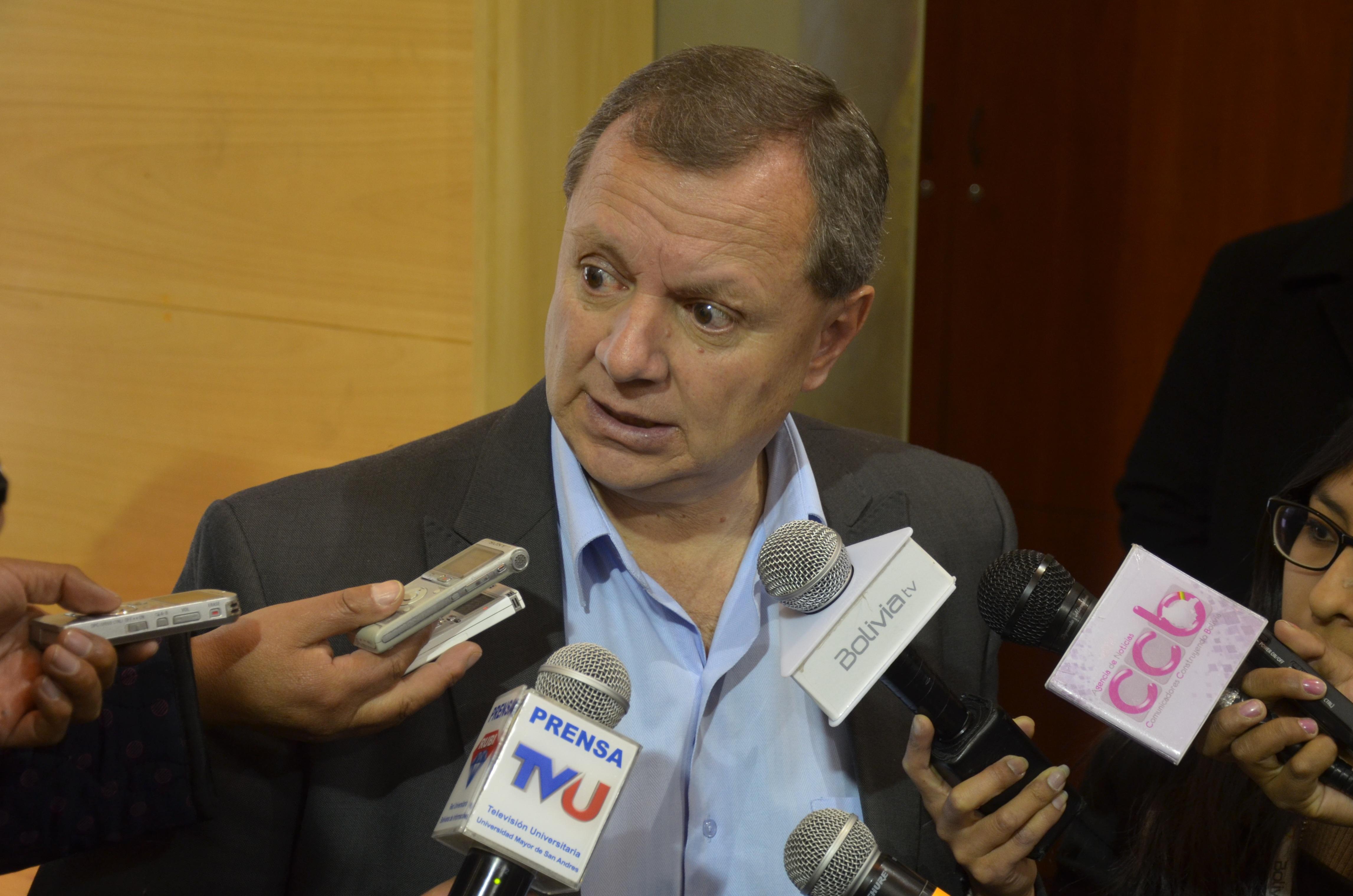 Senador Gonzales espera que candidaturas de la oposición vengan acompañadas de propuestas