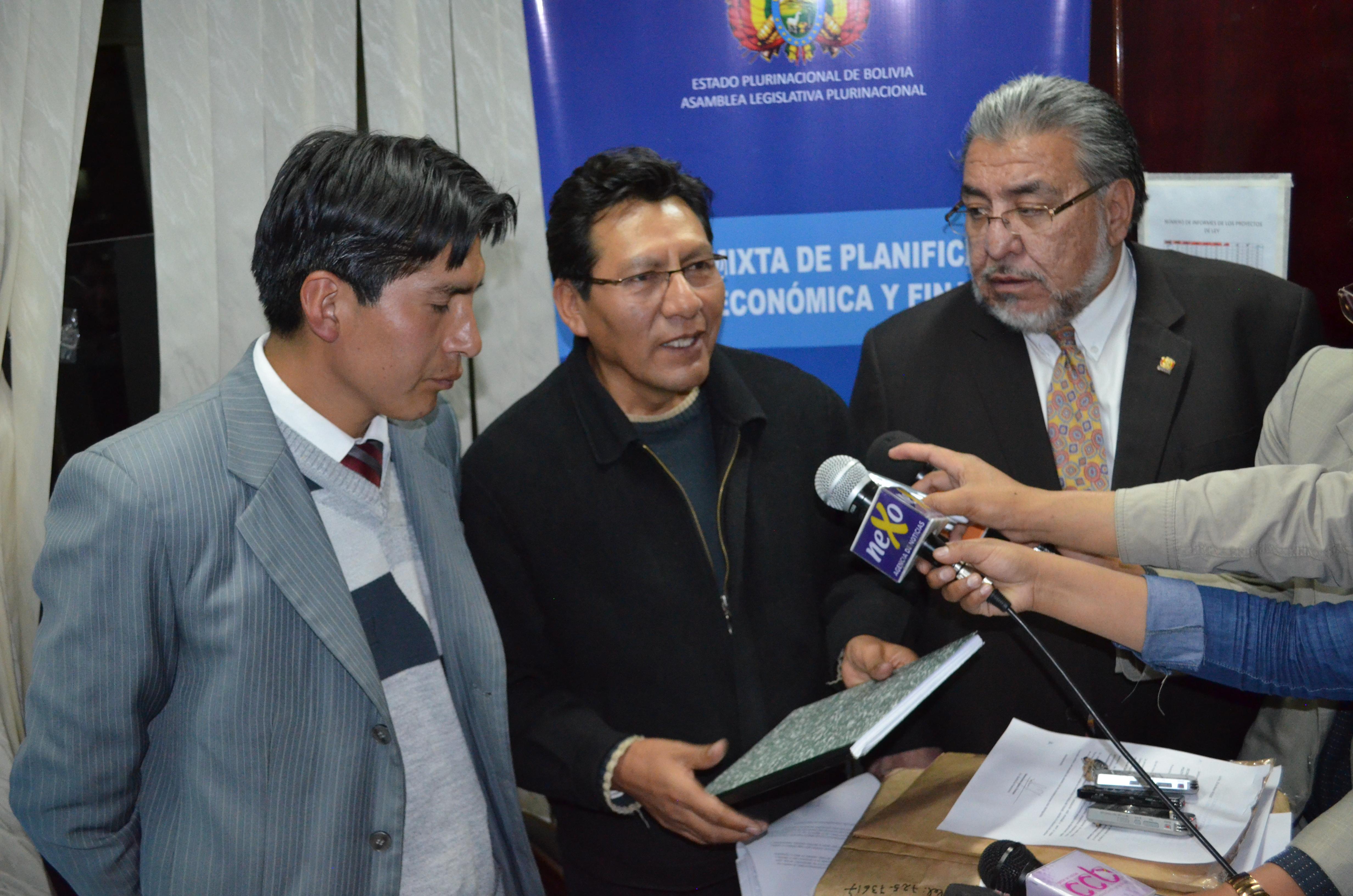 Comisión Mixta de Planificación registra 77 postulantes al cierre de la Convocatoria para Contralor General