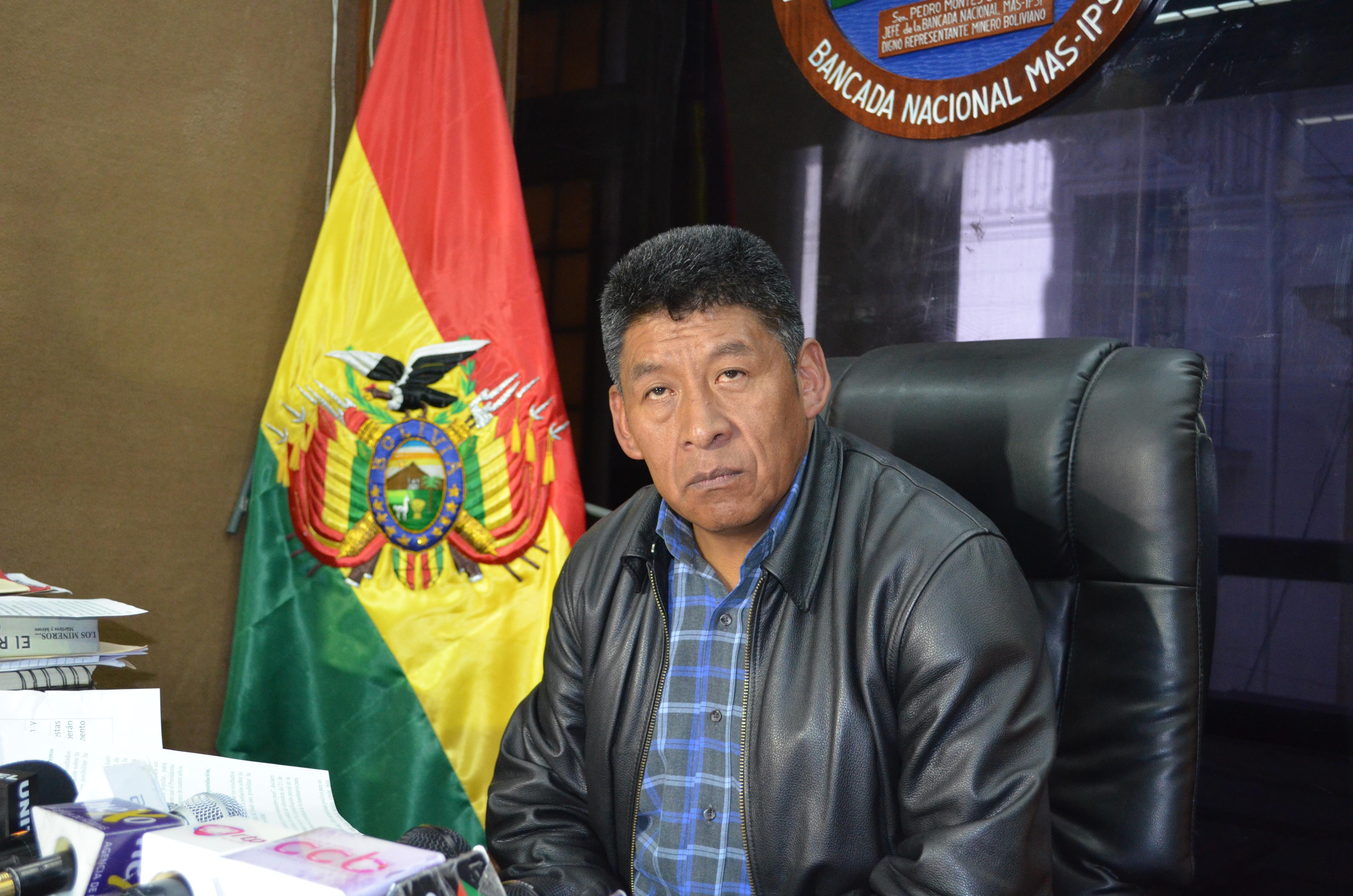 Pedro Montes: Cumbre Judicial marcará los lineamientos para cambiar la justicia en el país