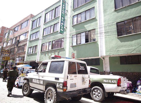 Senado aprueba homenaje a la Fuerza Especial de Lucha contra el Crimen de El Alto