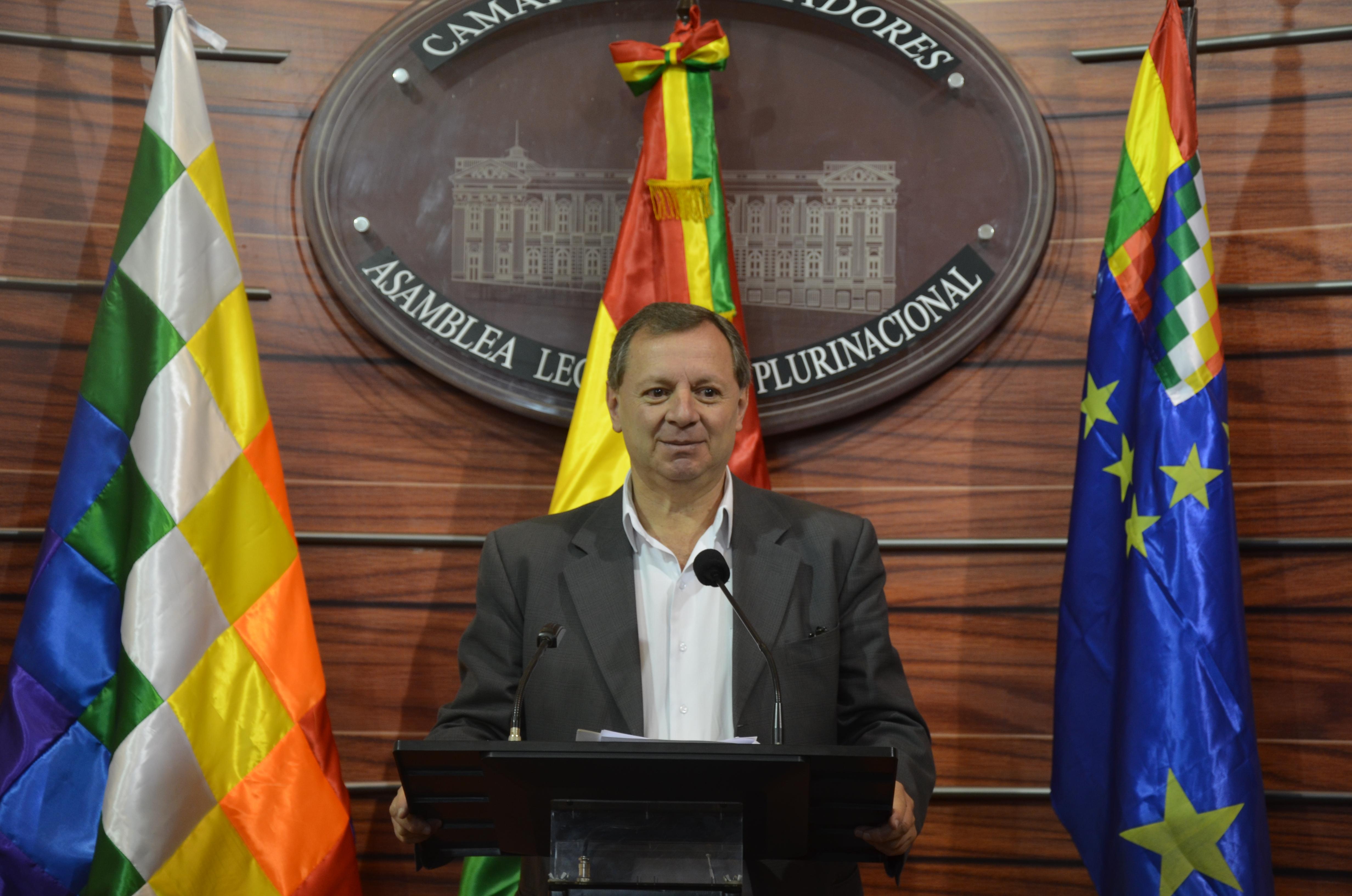 Comitiva boliviana confirma visita a puertos chilenos de Arica y Antofagasta