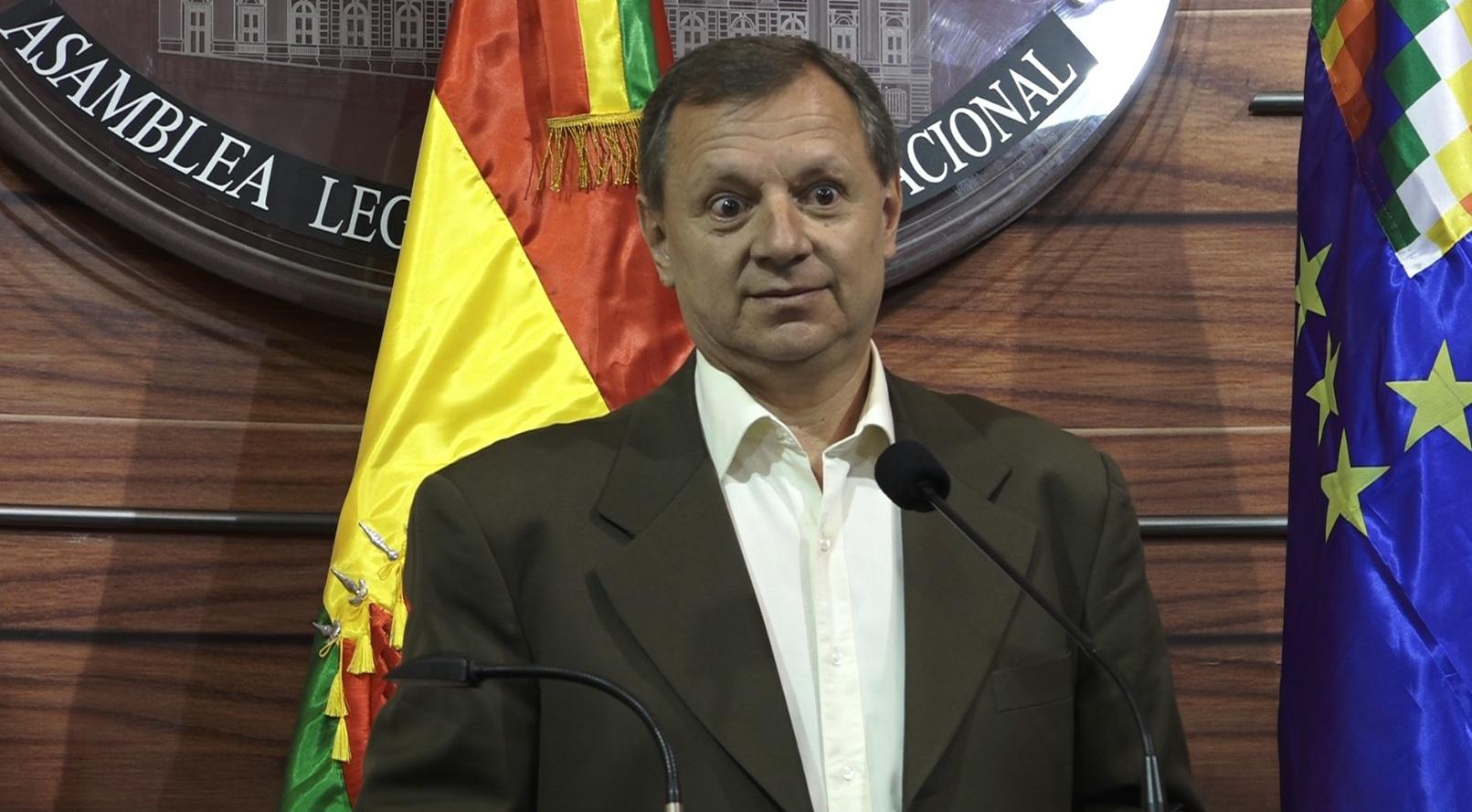 Presidente de la Cámara de Senadores de Bolivia