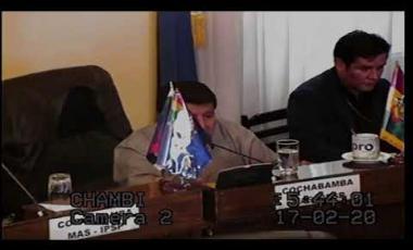 Embedded thumbnail for 259° Sesión Ordinaria de la Cámara de Senadores