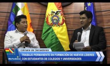 Embedded thumbnail for Encuentro Legislativo - PRIMERA PARTE