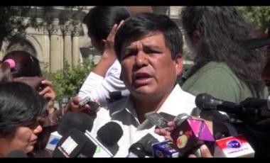 Embedded thumbnail for Aguilar: Bolivia prefiere acudir a instancias judiciales internacionales que acudir a las armas