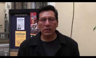 """Embedded thumbnail for Joaquino: """"De todo corazón mil felicidades a todas las madres de Bolivia"""""""