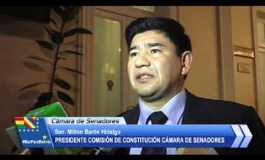 Embedded thumbnail for Senado sanciona Ley de Incentivos a Petroleras y remite al Ejecutivo