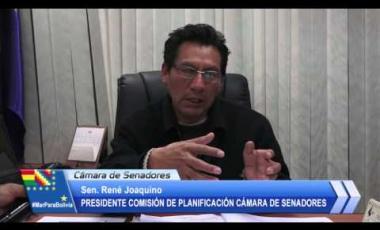 Embedded thumbnail for Comisión de Planificación aprueba PGE 2016 y remite al pleno del Senado