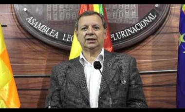Embedded thumbnail for Gonzales lamenta afirmaciones de Muñoz y asegura que el Silala forma parte de la agenda de los 13 puntos