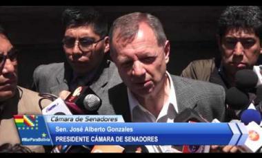 Embedded thumbnail for Legislativo cerrará el 2015 con importantes leyes aprobadas para el pueblo boliviano.