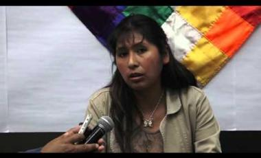 Embedded thumbnail for Anuncian firma de contrato para construcción del Centro Nuclear en El Alto
