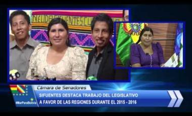 Embedded thumbnail for Encuentro Legislativo del 17 de diciembre de 2015