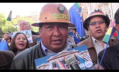Embedded thumbnail for La Haya rechaza objeción de Chile y decide continuar con la Demanda Marítima