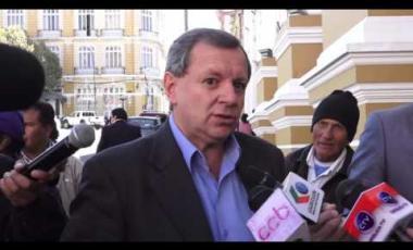 Embedded thumbnail for Gonzales: Deuda de Chile a Bolivia asciende a más de $us 1.000 MM por el uso de aguas del Silala