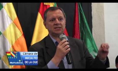Embedded thumbnail for Inicia actos de celebración por el 31 Aniversario de El Alto