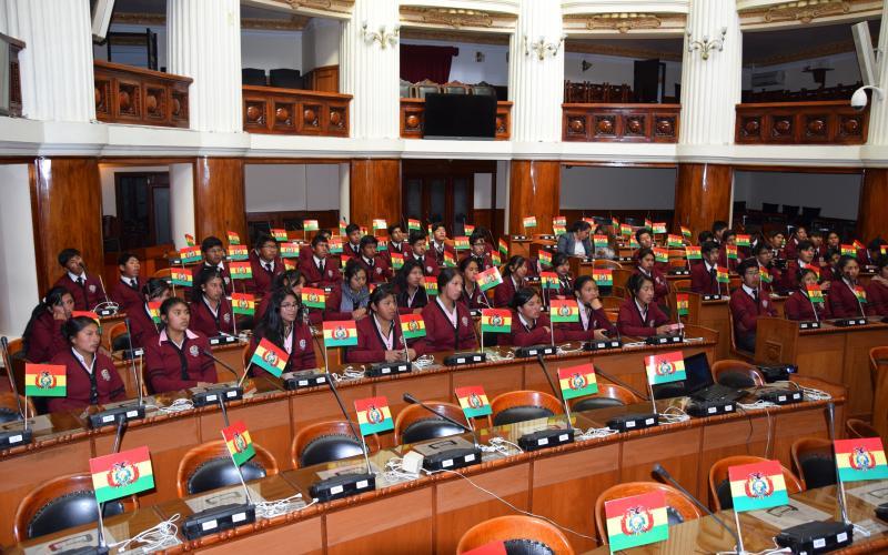 MAS – IPSP la fuerza política más grande de la historia boliviana celebra su 21 aniversario