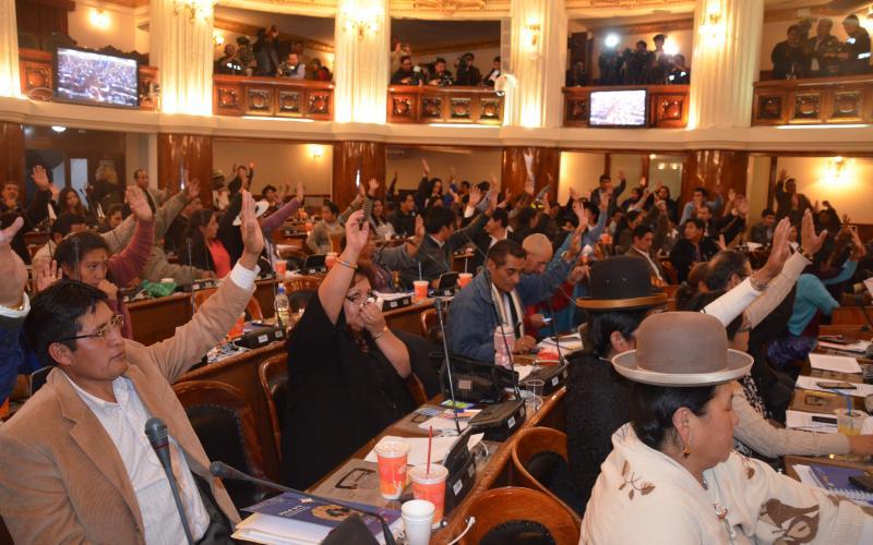 ALP conforma Comisión Especial Mixta de Investigación de empresas y empresarios bolivianos relacionados a los papeles de Panamá