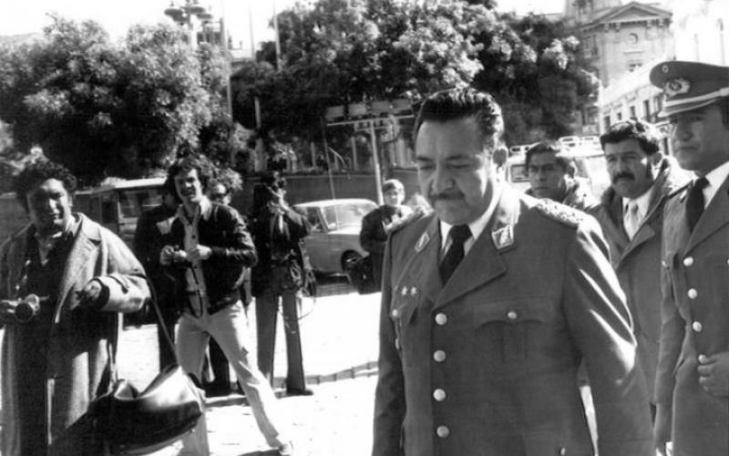 Senado aprueba homenaje póstumo al expresidente de Bolivia, general David Padilla Arancibia
